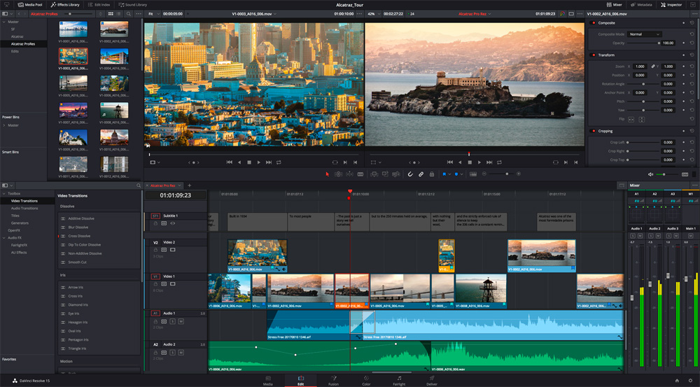DaVinci Resolve 15 1 is released for Linux - Real Linux User