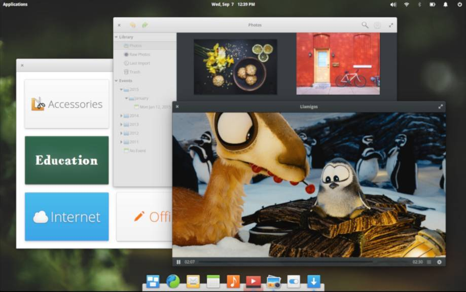 best linux distro for switching from macos