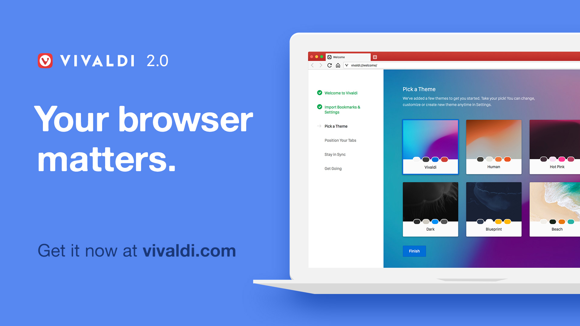 The Vivaldi 2.0 browser for Linux offers many improvements - Real Linux User