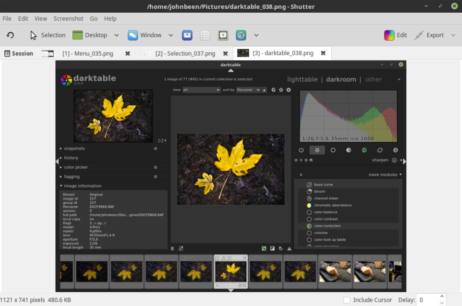 Shutter is the best screenshot tool for Linux - Real Linux User