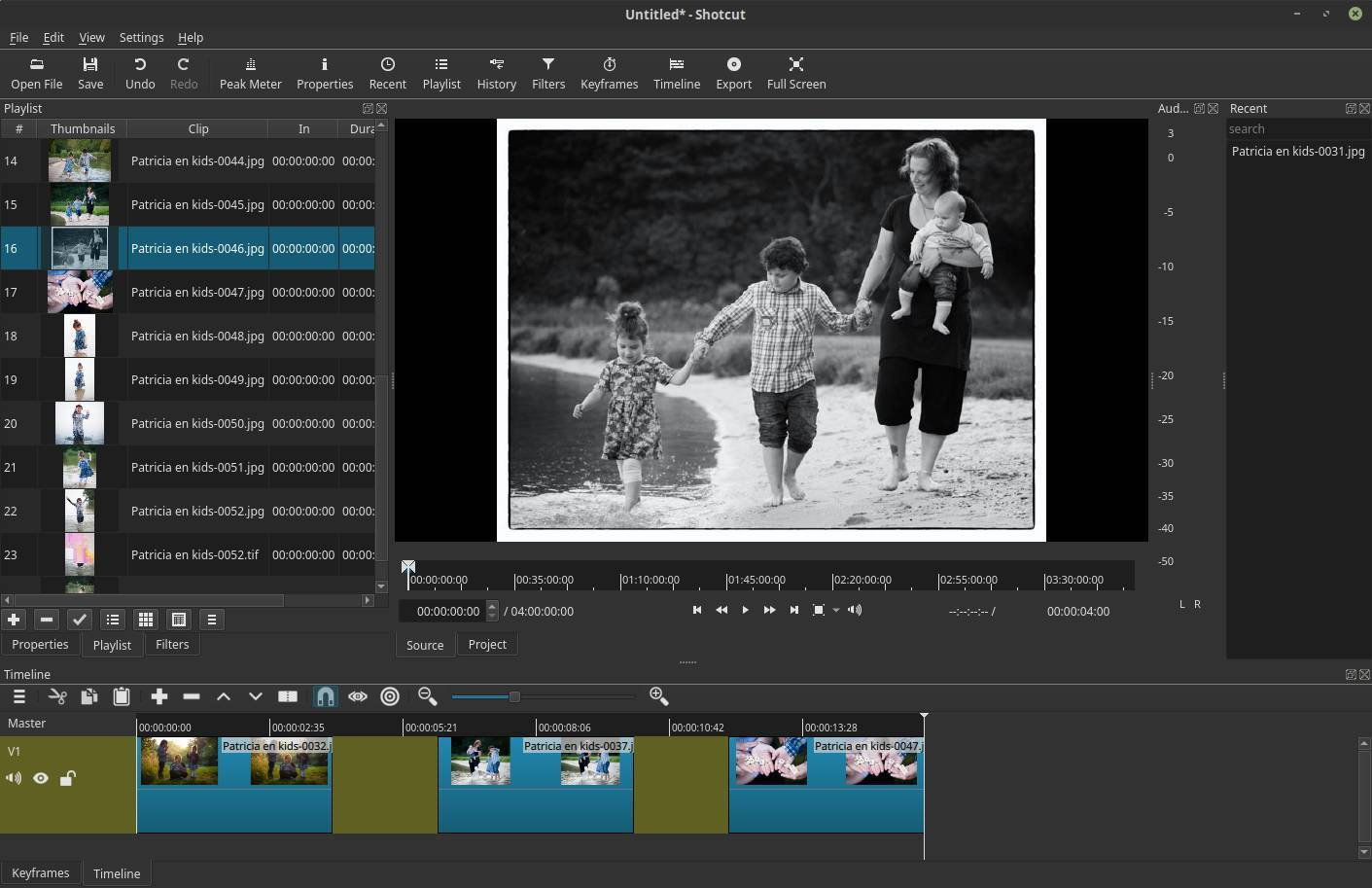 New features and improvements in Shotcut 19.09 video editor - Real Linux User