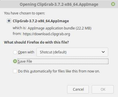 ClipGrab is a simple but effective video downloader for