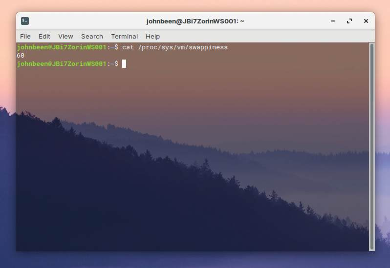 How to use your internal memory optimally in Linux - Real