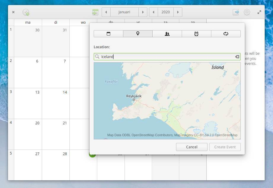 How to sync elementary OS Calendar with multiple Google calendars